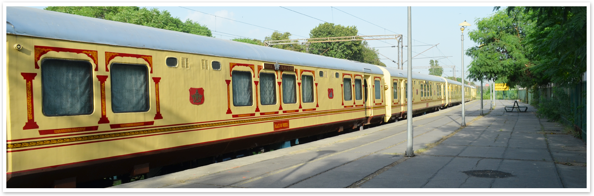 General Information regarding Palace on Wheels Journey